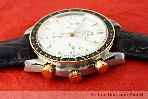Used luxury watch Omega Speedmaster steel / gold automatic Kal. 1140 ETA 2890-2  | 141136 05
