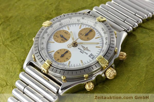 Used luxury watch Breitling Chronomat steel / gold automatic Kal. ETA 7750 Ref. 81.950  | 141139 01