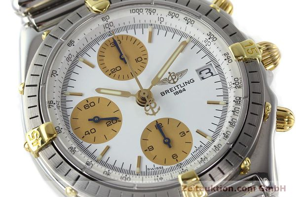 Used luxury watch Breitling Chronomat steel / gold automatic Kal. ETA 7750 Ref. 81.950  | 141139 02
