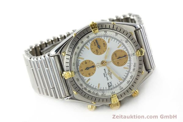 Used luxury watch Breitling Chronomat steel / gold automatic Kal. ETA 7750 Ref. 81.950  | 141139 03