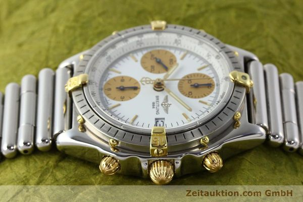 Used luxury watch Breitling Chronomat steel / gold automatic Kal. ETA 7750 Ref. 81.950  | 141139 05