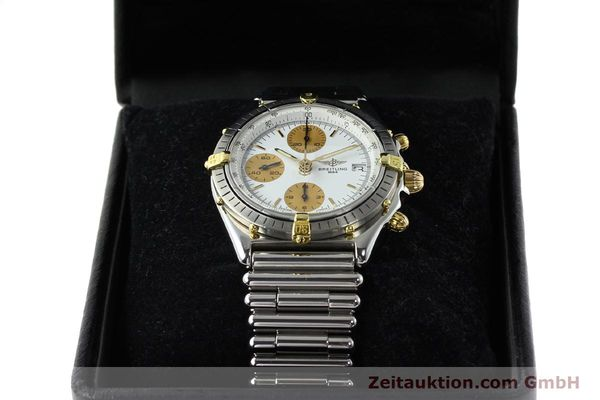 Used luxury watch Breitling Chronomat steel / gold automatic Kal. ETA 7750 Ref. 81.950  | 141139 07