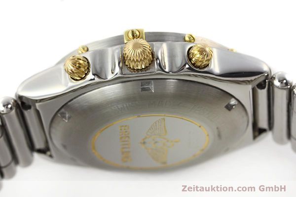 Used luxury watch Breitling Chronomat steel / gold automatic Kal. ETA 7750 Ref. 81.950  | 141139 08