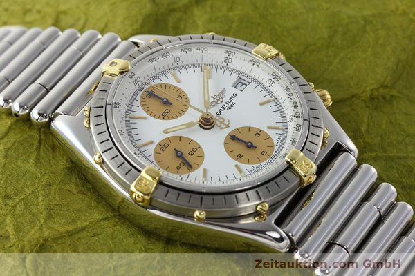 Used luxury watch Breitling Chronomat steel / gold automatic Kal. ETA 7750 Ref. 81.950  | 141139 14