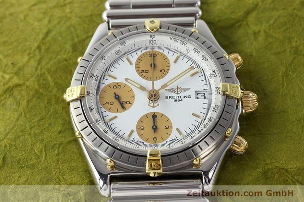Used luxury watch Breitling Chronomat steel / gold automatic Kal. ETA 7750 Ref. 81.950  | 141139 15