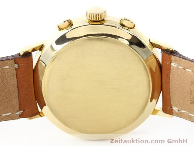 Used luxury watch Chronoswiss Lunar 18 ct gold manual winding Kal. Valj. 7734  | 141142 08