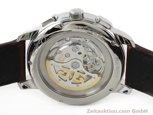 Used luxury watch Glashütte Senator steel automatic Kal. 39  | 141143 09