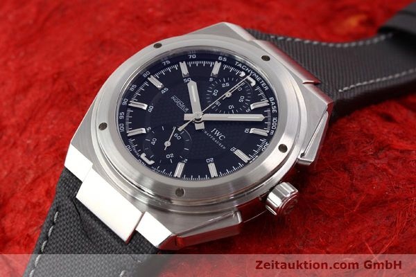 Used luxury watch IWC Ingenieur steel automatic Kal. C.79350 Ref. 3725  | 141145 01