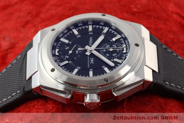 Used luxury watch IWC Ingenieur steel automatic Kal. C.79350 Ref. 3725  | 141145 05