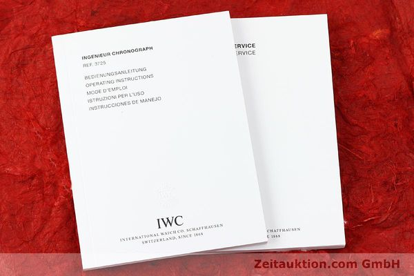 Used luxury watch IWC Ingenieur steel automatic Kal. C.79350 Ref. 3725  | 141145 15