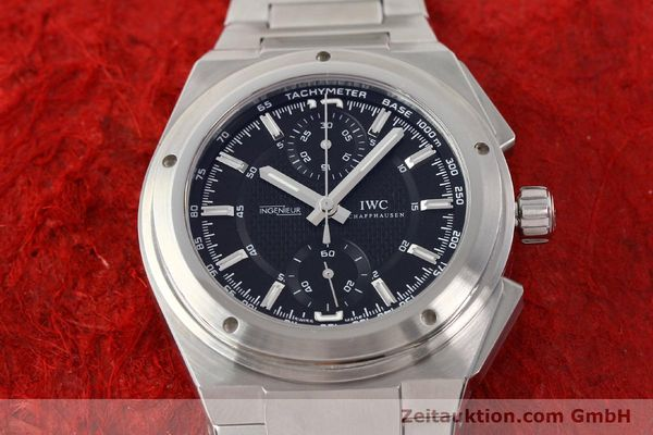 Used luxury watch IWC Ingenieur steel automatic Kal. C.79350 Ref. 3725  | 141145 19