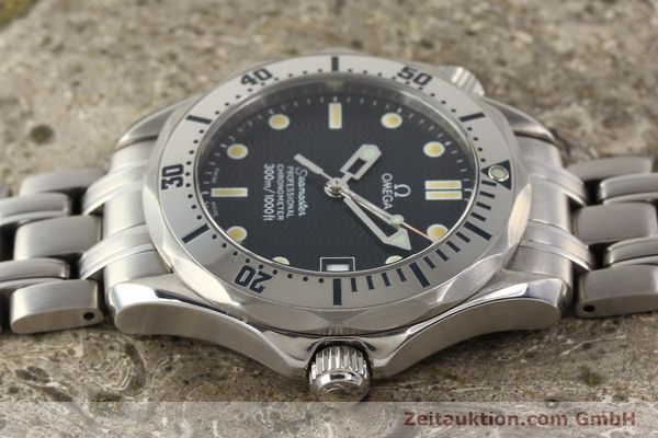 Used luxury watch Omega Seamaster steel automatic Kal. 1120  | 141146 05
