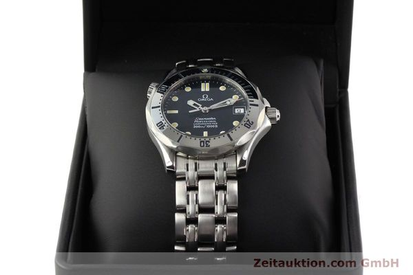Used luxury watch Omega Seamaster steel automatic Kal. 1120  | 141146 07
