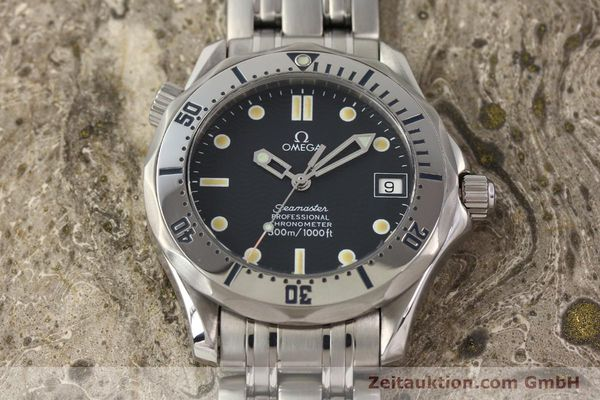Used luxury watch Omega Seamaster steel automatic Kal. 1120  | 141146 16