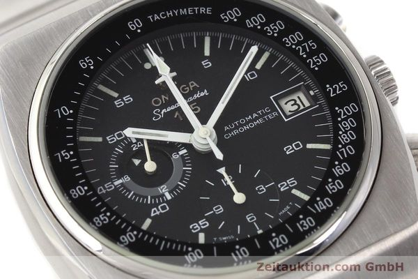 Used luxury watch Omega Speedmaster steel automatic Kal. 1040 Ref. 3780801/1780002  | 141148 02