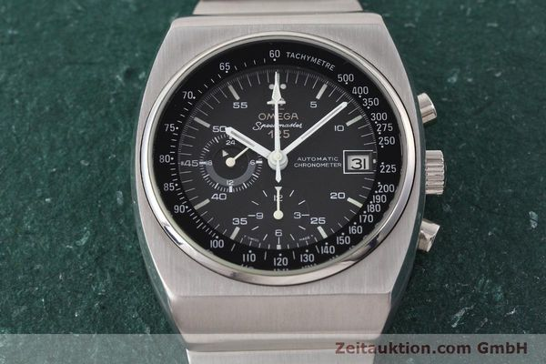 Used luxury watch Omega Speedmaster steel automatic Kal. 1040 Ref. 3780801/1780002  | 141148 17