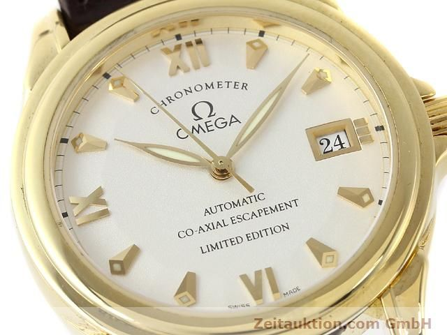 Used luxury watch Omega De Ville 18 ct gold automatic Kal. 2500A  | 141151 02