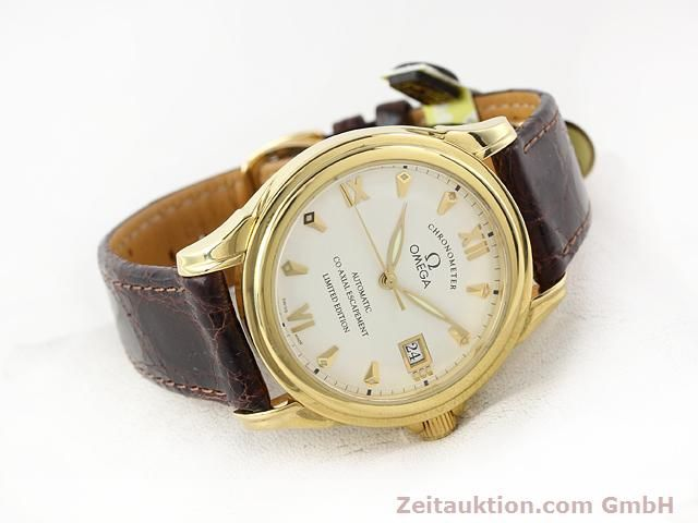 Used luxury watch Omega De Ville 18 ct gold automatic Kal. 2500A  | 141151 03