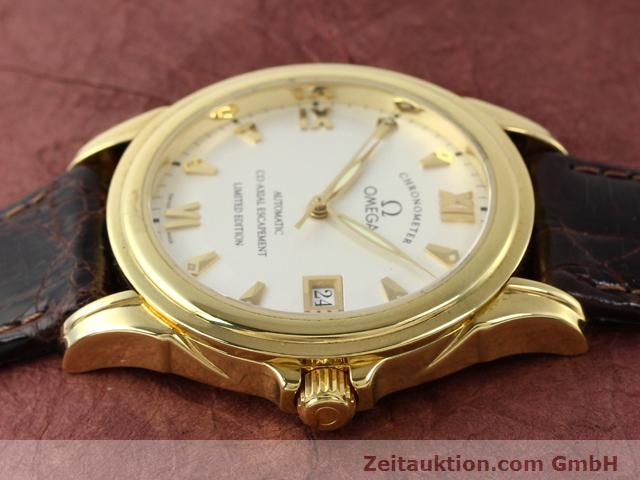 Used luxury watch Omega De Ville 18 ct gold automatic Kal. 2500A  | 141151 05