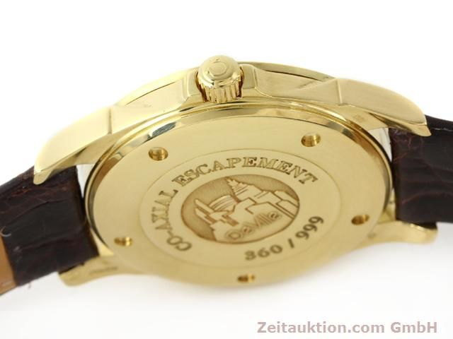 Used luxury watch Omega De Ville 18 ct gold automatic Kal. 2500A  | 141151 11