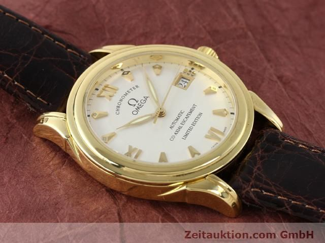 Used luxury watch Omega De Ville 18 ct gold automatic Kal. 2500A  | 141151 15