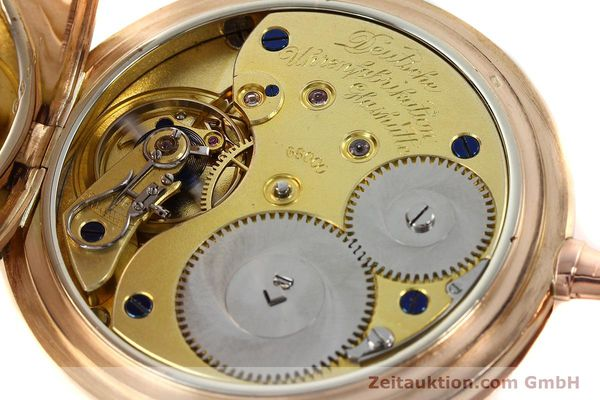 Used luxury watch A. Lange & Söhne ALS Taschenuhr 14 ct red gold manual winding  | 141152 10