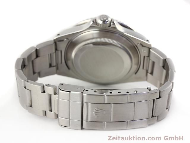 Used luxury watch Rolex Submariner steel automatic Kal. 3135 Ref. 16610  | 141154 12