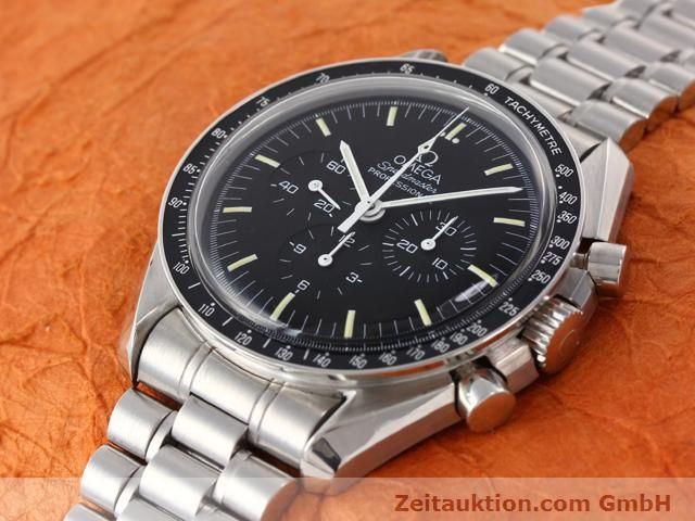 Used luxury watch Omega Speedmaster steel manual winding Kal. 861 Ref. 35915000  | 141156 01