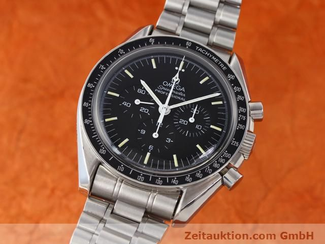 Used luxury watch Omega Speedmaster steel manual winding Kal. 861 Ref. 35915000  | 141156 04