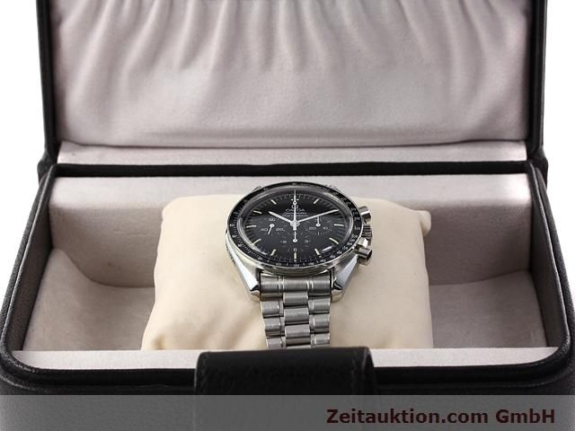 Used luxury watch Omega Speedmaster steel manual winding Kal. 861 Ref. 35915000  | 141156 07