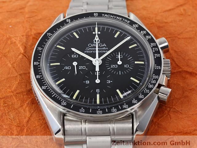 Used luxury watch Omega Speedmaster steel manual winding Kal. 861 Ref. 35915000  | 141156 19
