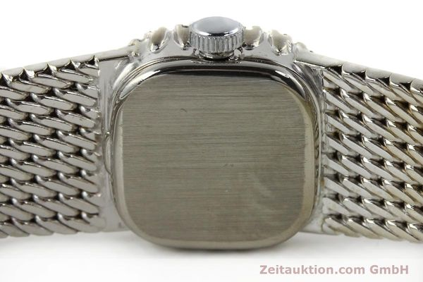 Used luxury watch Omega * 18 ct white gold manual winding Kal. 650 Ref. 93522  | 141161 08