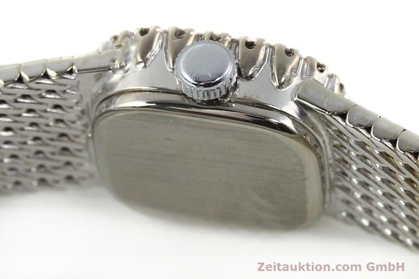 Used luxury watch Omega * 18 ct white gold manual winding Kal. 650 Ref. 93522  | 141161 11