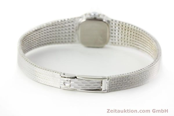 Used luxury watch Omega * 18 ct white gold manual winding Kal. 650 Ref. 93522  | 141161 12