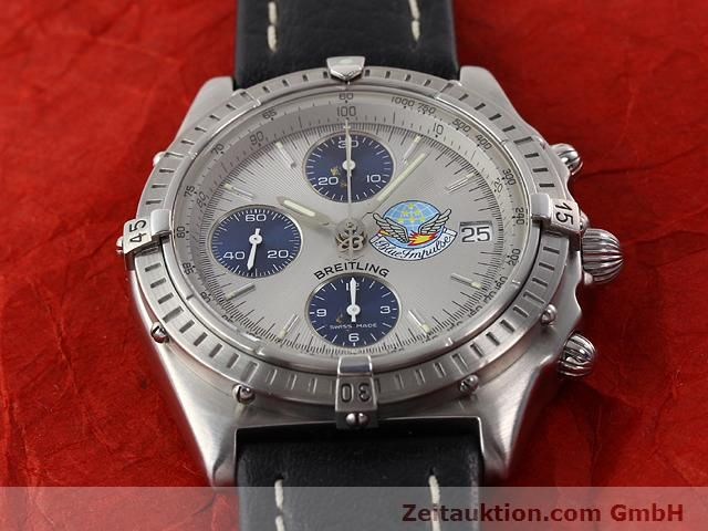 Used luxury watch Breitling Chronomat steel automatic Kal. B13 ETA 7750 Ref. A13048  | 141162 02