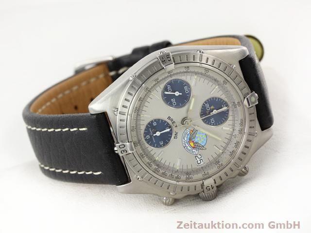 Used luxury watch Breitling Chronomat steel automatic Kal. B13 ETA 7750 Ref. A13048  | 141162 03