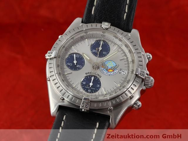 Used luxury watch Breitling Chronomat steel automatic Kal. B13 ETA 7750 Ref. A13048  | 141162 04