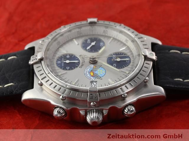 Used luxury watch Breitling Chronomat steel automatic Kal. B13 ETA 7750 Ref. A13048  | 141162 05