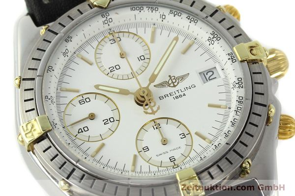 Used luxury watch Breitling Chronomat gilt steel automatic Ref. B13047  | 141165 02