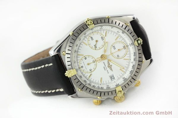 Used luxury watch Breitling Chronomat gilt steel automatic Ref. B13047  | 141165 03