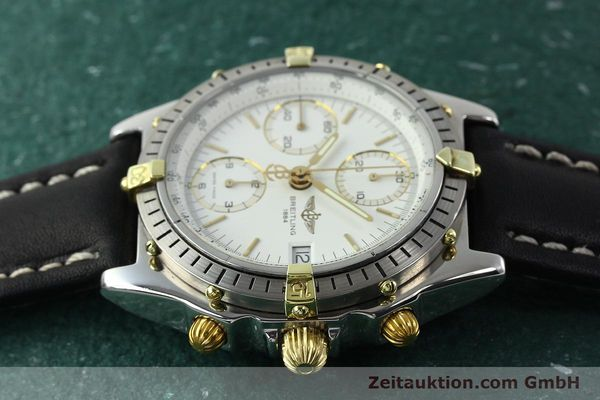 Used luxury watch Breitling Chronomat gilt steel automatic Ref. B13047  | 141165 05