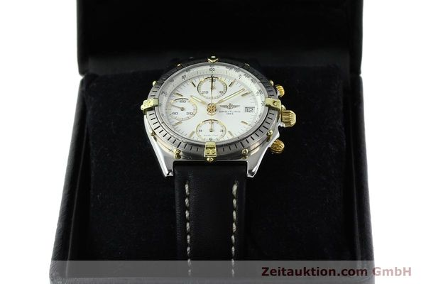 Used luxury watch Breitling Chronomat gilt steel automatic Ref. B13047  | 141165 07