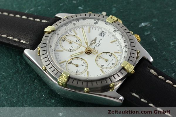Used luxury watch Breitling Chronomat gilt steel automatic Ref. B13047  | 141165 13