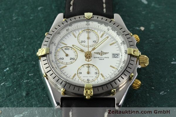 Used luxury watch Breitling Chronomat gilt steel automatic Ref. B13047  | 141165 14