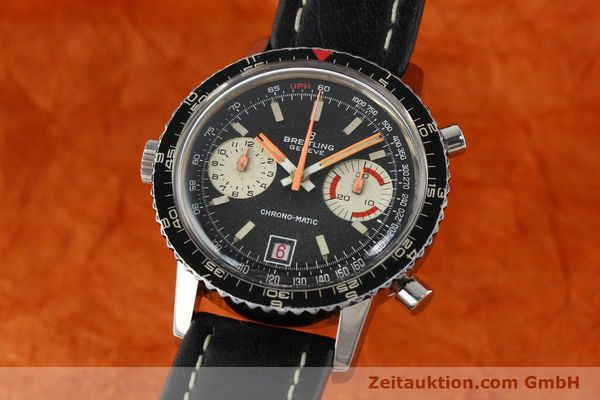 Used luxury watch Breitling Chronomat(ic) steel automatic Kal. 112 Ref. 2110  | 141170 04