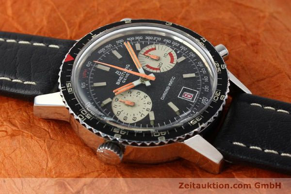 Used luxury watch Breitling Chronomat(ic) steel automatic Kal. 112 Ref. 2110  | 141170 13