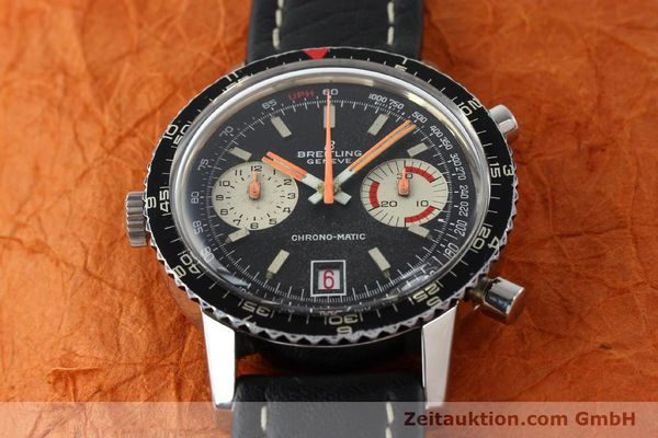 Used luxury watch Breitling Chronomat(ic) steel automatic Kal. 112 Ref. 2110  | 141170 14