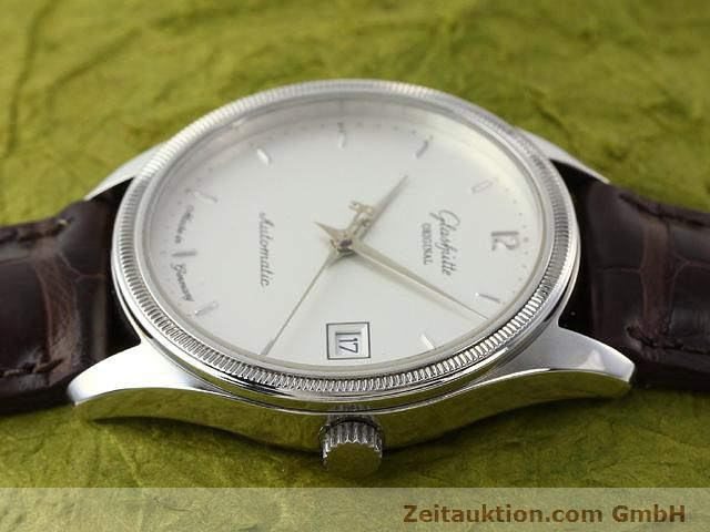 Used luxury watch Glashütte Senator steel automatic Kal. 10-30 Ref. 1838  | 141171 05