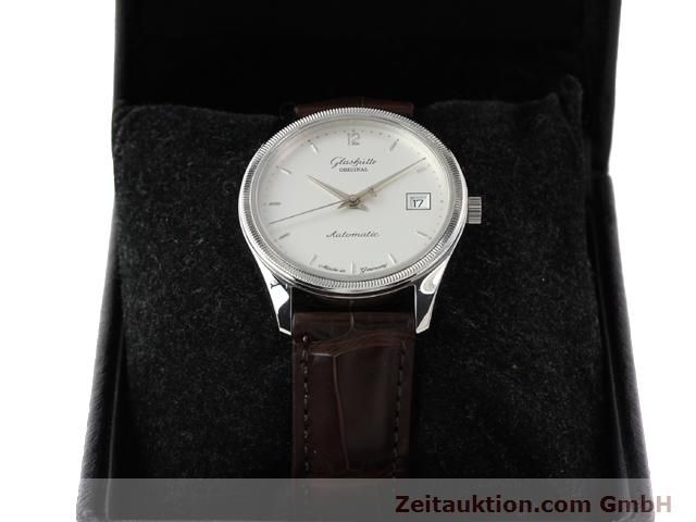 Used luxury watch Glashütte Senator steel automatic Kal. 10-30 Ref. 1838  | 141171 07