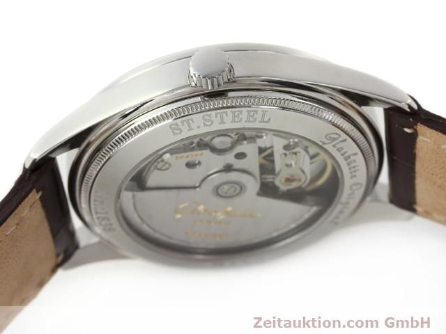 Used luxury watch Glashütte Senator steel automatic Kal. 10-30 Ref. 1838  | 141171 08